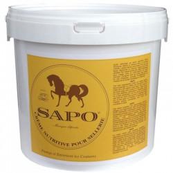 1 Crème pour cuir nutritive Sapo 4 litres,Soin du cuir,Le Paturon