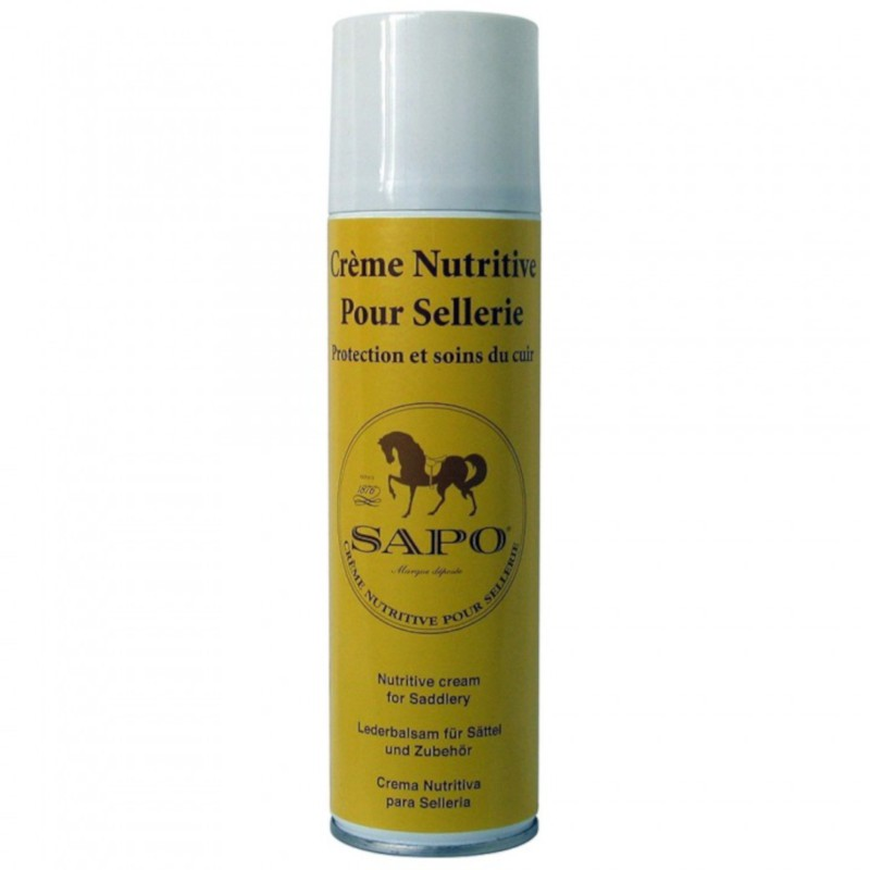 1 SAPO CREME NUTRITIVE AEROSOL 250 ml - Le Paturon