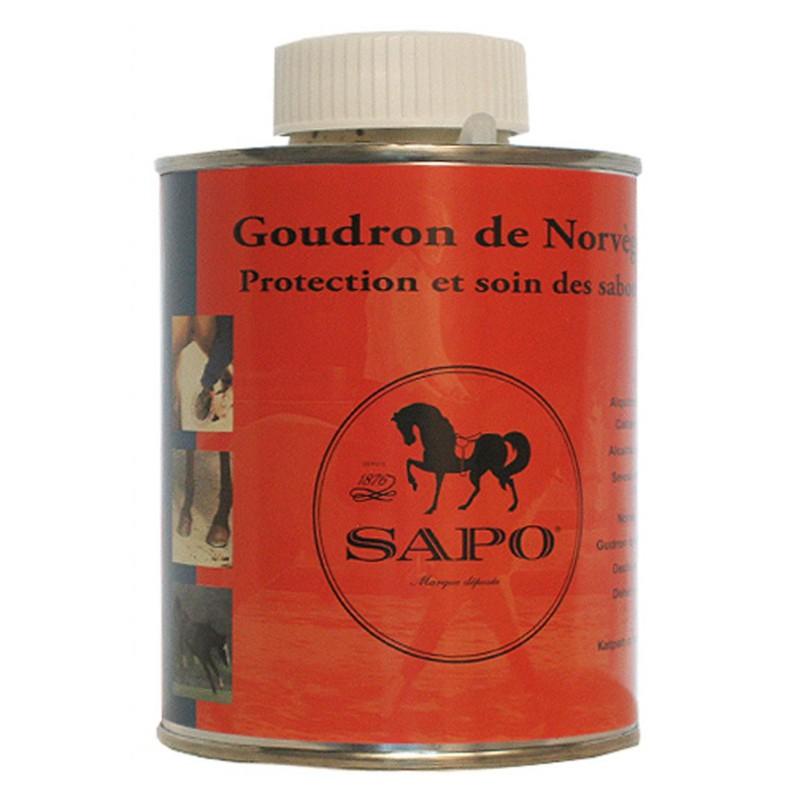 1 Gourdron de norvège Sapo, pot 500 ml- Soin Sabot cheval - Le Pautron