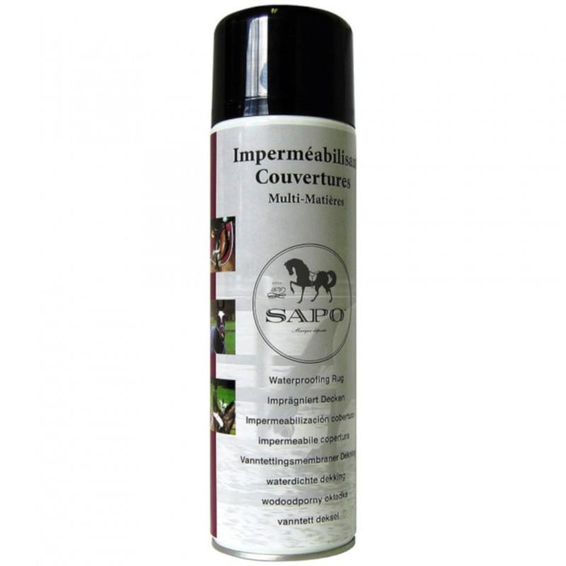 1 Imperméabilisant multi-matières Sapo 500ml,Soin du cuir, Le Paturon