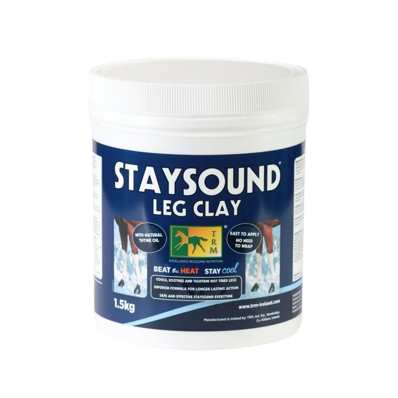 1 Staysound Argile membres cheval,TRM,Baume et Argile cheval