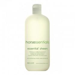 1 Shampoing fortifiant brillance 500 ml Essential Sheen,Stassek,EquestraHorseMaster