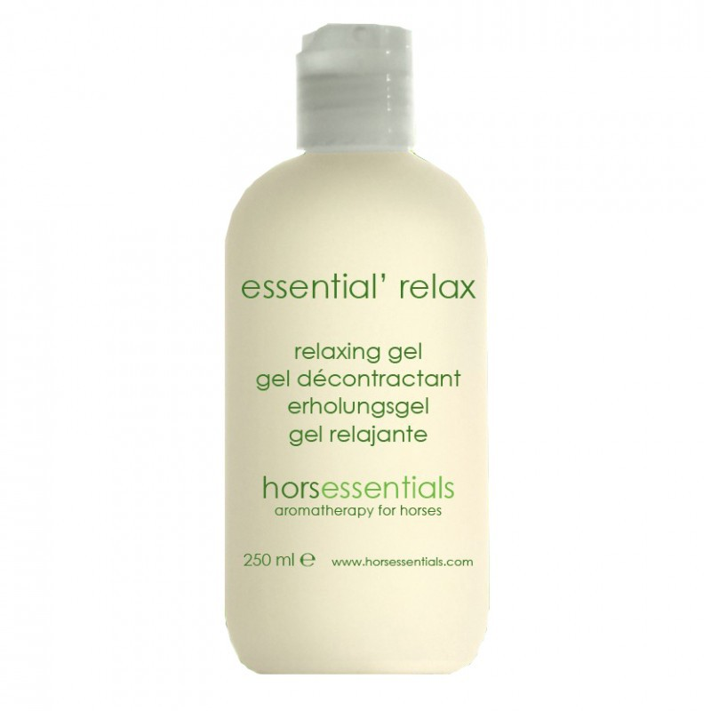 1 Gel décontractant 250 ml Essential Relax,Stassek,EquestraHorseMaster