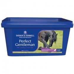 1 Perfect Gentleman Etalon calme,Dodson and Horrell,Stress cheval
