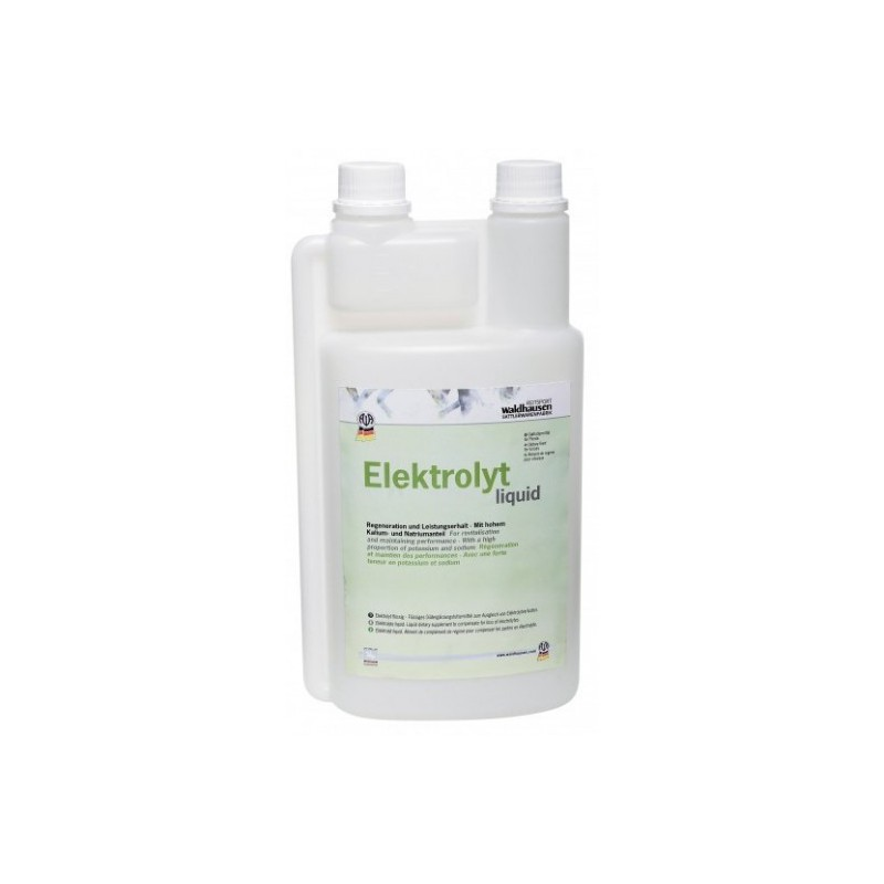 1 Electrolytes liquides cheval - Waldhausen - Le Paturon