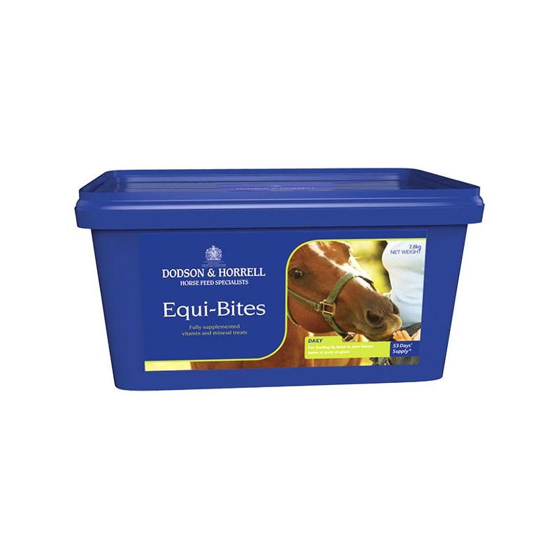1 Friandises cheval vitamines, Equi Bites Dodson & Horrell - Le Paturon