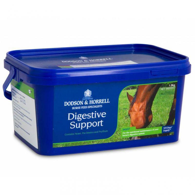 1 Prébiotiques cheval probiotiques, Digestive Support, Dodson & Horrell