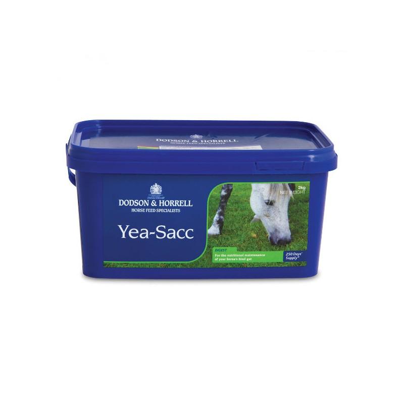 1 Prébiotiques cheval, Yea-Sacc Dodson Horrell - Le Paturon