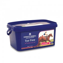 1 Tye Free Muscles sains course, jumping, cheval sport,Dodson and Horrell,Tendons et Muscles cheval