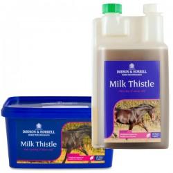 1 Milk Thistle, Dodson Horrell, Chardon Marie cheval - Le Paturon