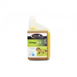 1 Oméga 3 6 9 cheval huile végétale Horse Master, Le Paturon
