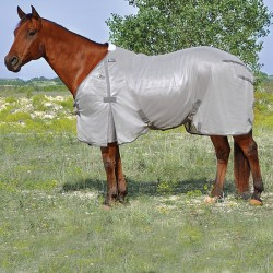 1 Couverture anti-insectes UV : Equipement Cheval Cashel