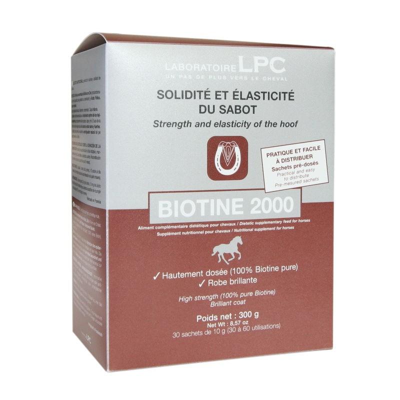 1 Biotine 2000 Cheval ,LPC,Biotine cheval