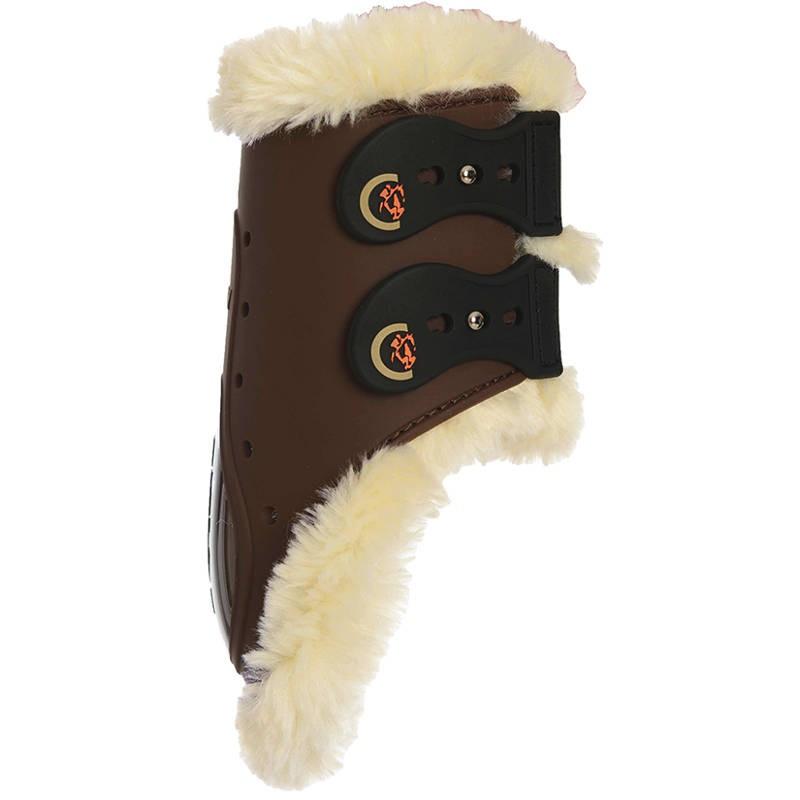 2 Protège boulet élastique mouton ,Kentucky,Protège-Boulets et Cloche