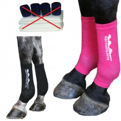 1 Chaussettes Contention Cheval ,Equi Flexsleeve,Equiflexsleeve