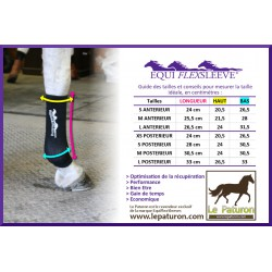 3 Chaussettes Contention Cheval ,Equi Flexsleeve,Equiflexsleeve