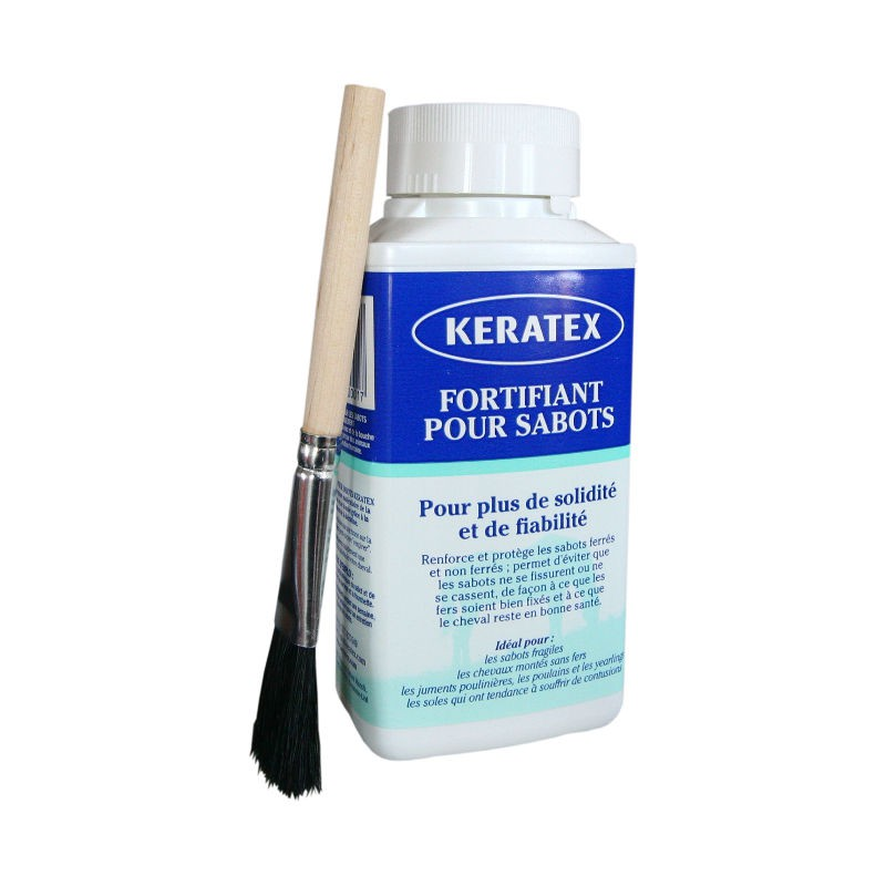 1 Hoof Hardener Keratex, Fortifiant Sabot Cheval ,Keratex,Onguent et Soins sabots