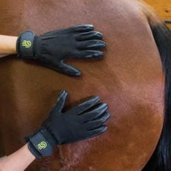 1 Gant pansage cheval ,Le Paturon,Shampoing cheval