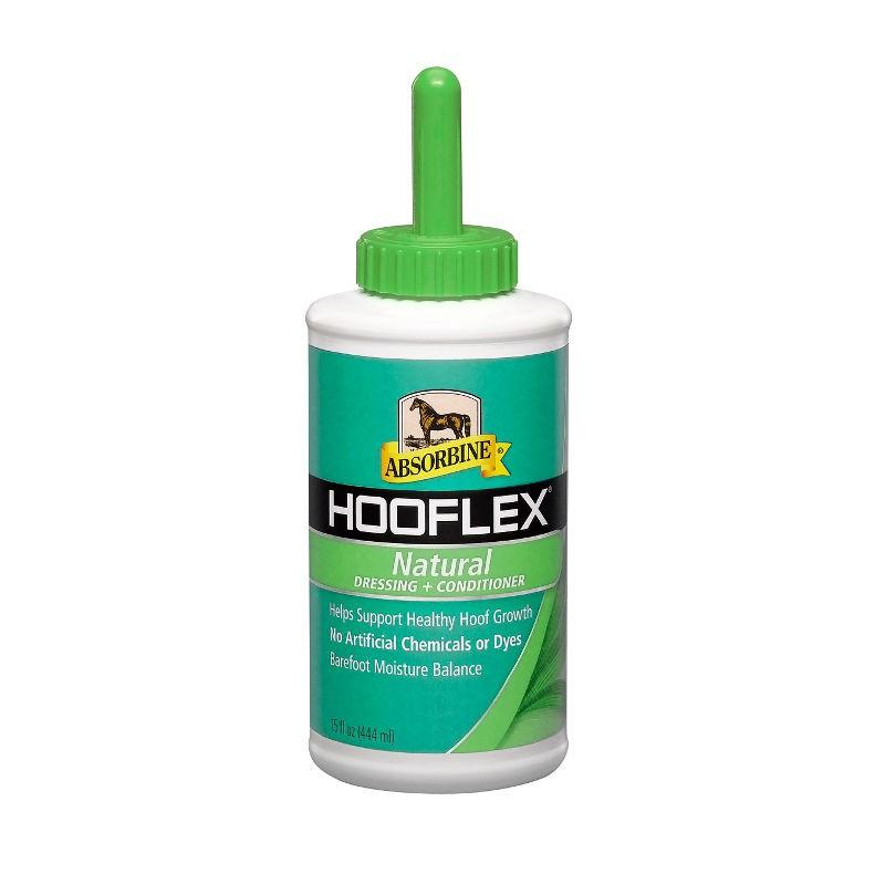 1 Hooflex Natural Sabot Cheval ,Absorbine,Onguent et Soins sabots