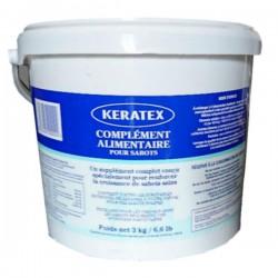 1 Biotine Zinc Cuivre Sabot cheval Sabots cheval : Complément Cheval Keratex