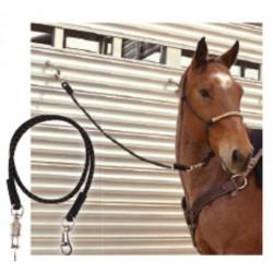 2 Longe élastique double attache ,Cashel,Sangle et Longe cheval