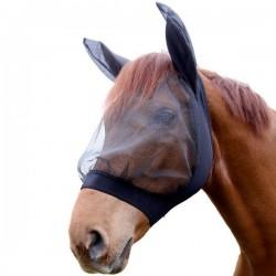 masque lycra cheval , waldhausen, masque anti-mouches cheval, equipement cheval