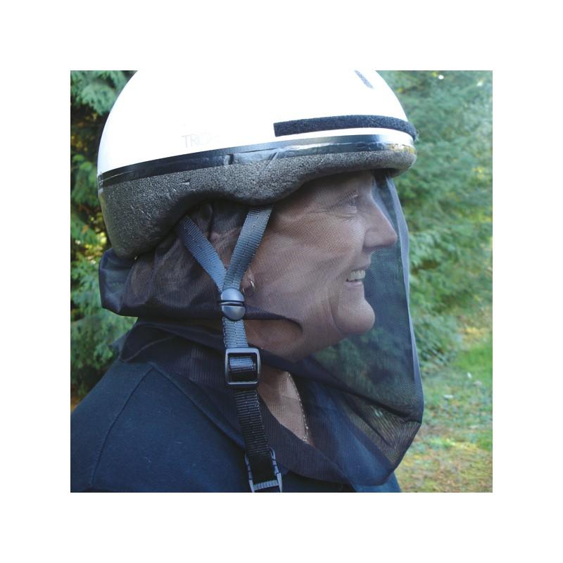 1 Moustiquaire Cavalier ,Cashel,Masque Anti-Mouches cheval