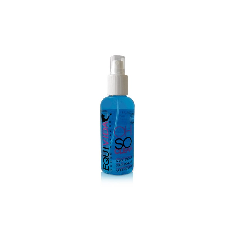 1 Oh So Clean Spray Détachant Cheval ,Equivida,Shampoing cheval