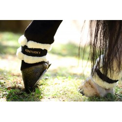 2 Protège paturon mouton cheval,Kentucky,Protège-Boulets et Cloche
