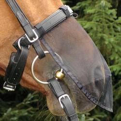 1 Protection Naseaux Chevaux ,Cashel,Masque Anti-Mouches cheval
