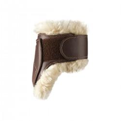 1 Protège boulet mouton cuir cheval,Kentucky,Protège-Boulets et Cloche
