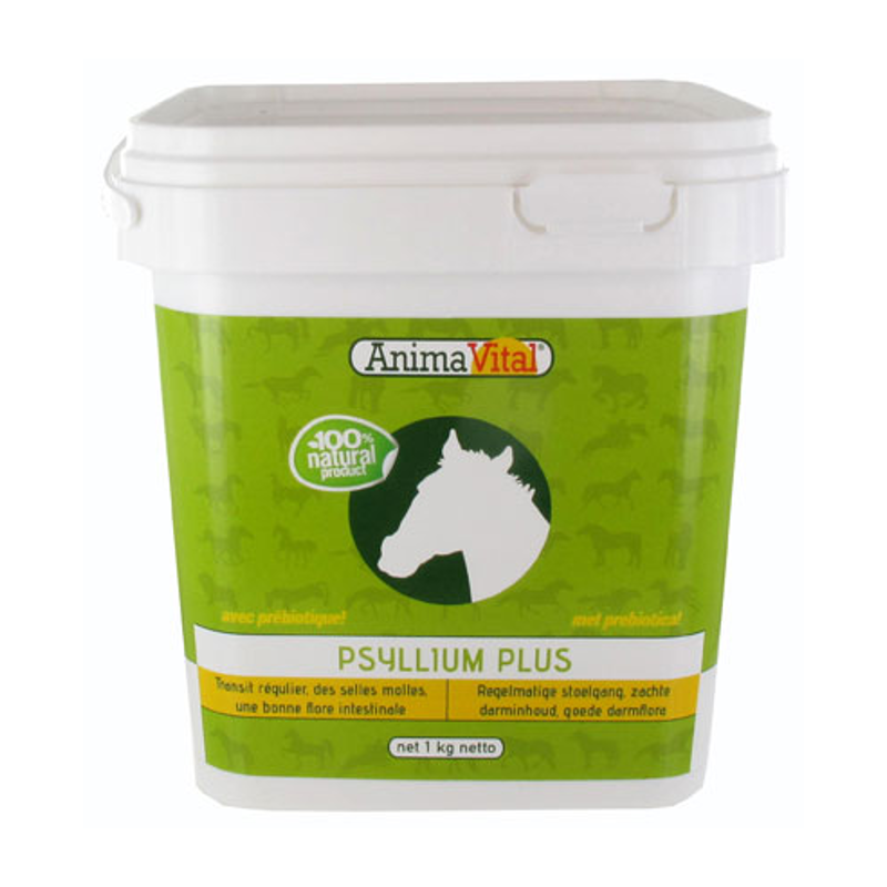 1 Psyllium Plus Cheval ,Animavital,Sélection Compléments cheval
