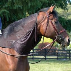 Protection Crinière Cheval ,Cashel,Masque Anti-Mouches cheval