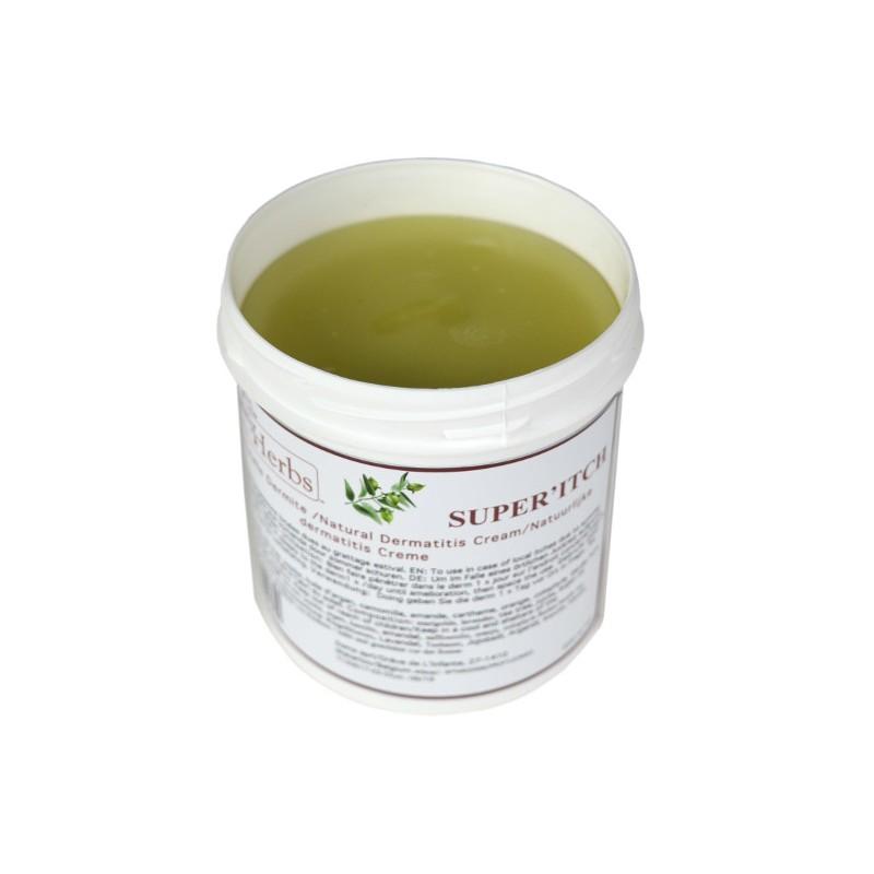 1 Super Itch Crème Crin Peau Cheval ,Vital Herbs,Démangeaison cheval