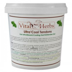 1 Gel Ultra Cool Tendon Cheval ,Vital Herbs,Baume et Argile cheval