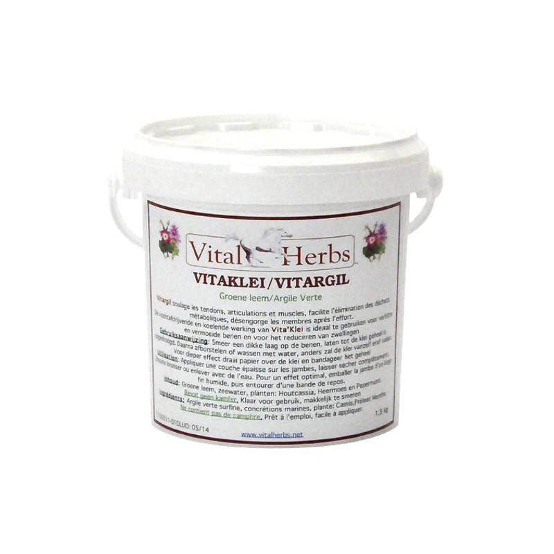 1 Vitargil Argile Cheval ,Vital Herbs,Baume et Argile cheval