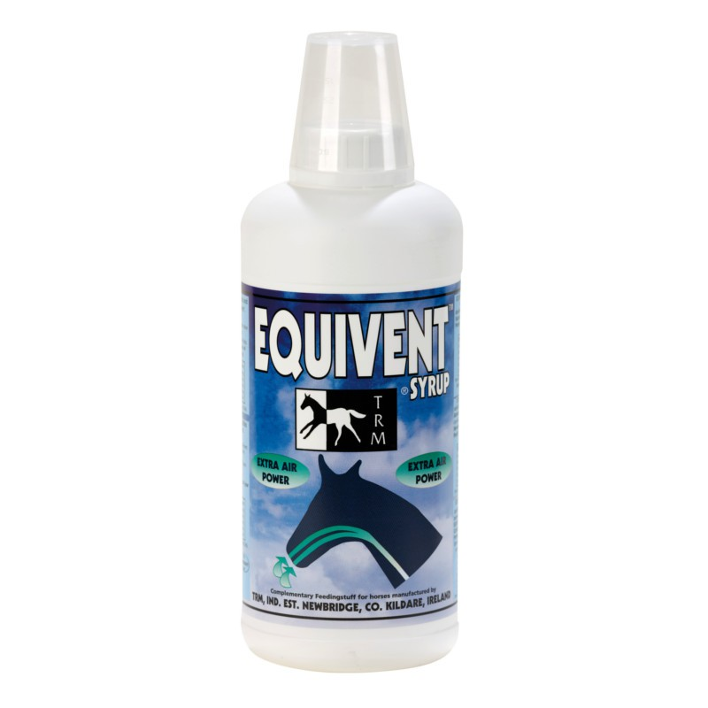 1 Equivent TRM Syrup Sirop Respiration cheval - Le Paturon