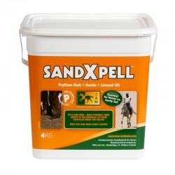 1 SandXpell TRM Psyllium cheval 4 kg - Le Paturon