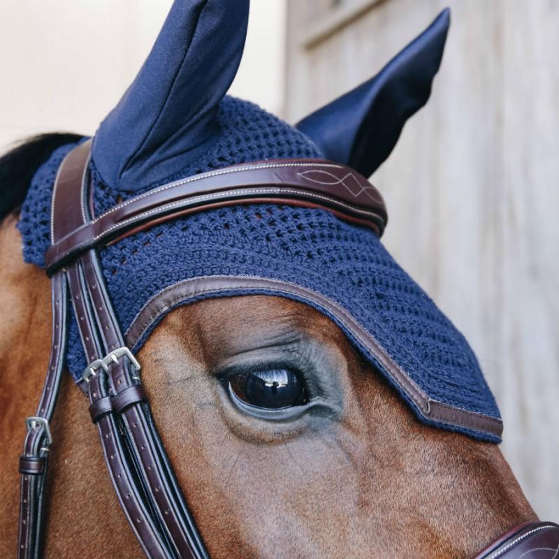 5 Le Bonnet Wellington cuir, Kentucky, bonnet compétition cheval, bonnet finition cuir