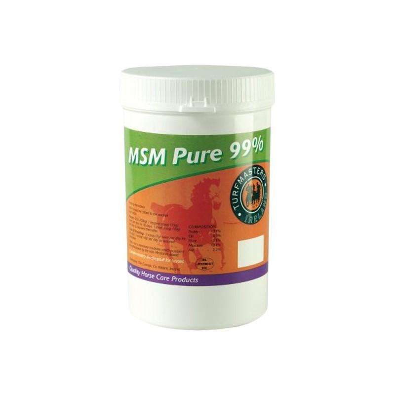 1 MSM pur 99 % Soufre cheval TRM : TRM