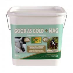 2 Good As Gold + Magnésium TRM Stress cheval chaud - Le Paturon
