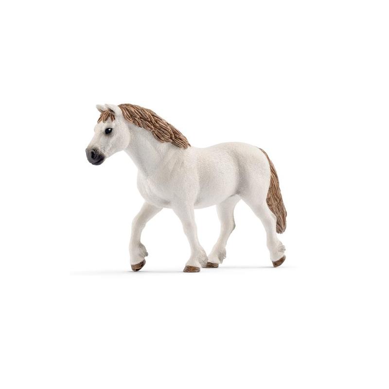 1 Schleich Chevaux ponette de race Gallois,Schleich,Schleich