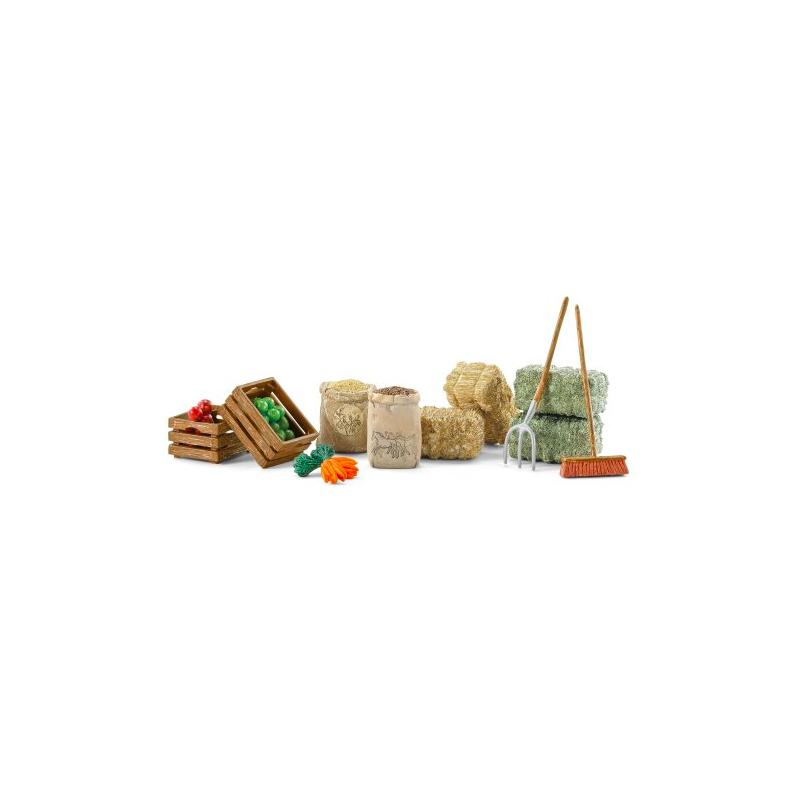 1 Kit de jeux Nourriture,Schleich,Schleich