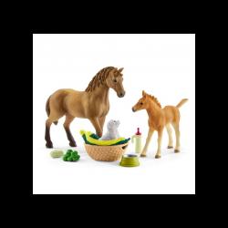 1 Kit de jeux Soins pour Bébés animaux,Schleich,Schleich
