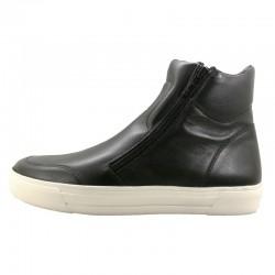 1 Baskets montantes cuir Simon Cavalhorse : Boots équitation - Le Paturon