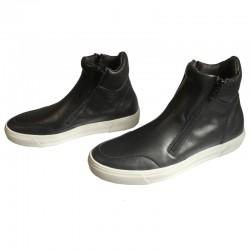 2 Baskets montantes cuir Simon Cavalhorse : Boots équitation - Le Paturon