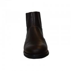 4 Boots équitation cuir grainé Fonsorbes Cavalhorse : Boots Equitation - Le Paturon