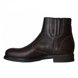 5 Boots équitation cuir grainé Fonsorbes Cavalhorse : Boots Equitation - Le Paturon