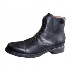 1 Boots cuir lisse Merville Cavalhorse : Boots équitation - Le Paturon