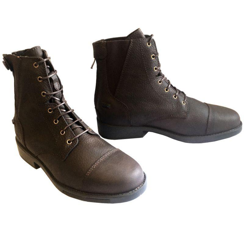 1 Boots nubuck grainé Capitole Cavalhorse : Boots équtation - Le Paturon